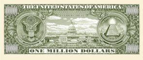 One Million Dollar Note